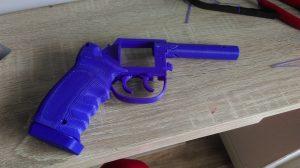 Blade Runner Pistole